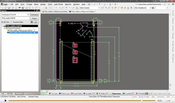Retry - Kótování v Altium Designeru